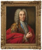 Französischer Portraitmaler des 18.