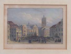 Drei Ansichten von Darmstadt 19.
