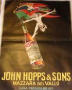 "Bazzi, Mario Poster ""John Hopps"" -"