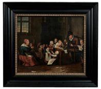 Der strenge Schulmeister Haarlemer