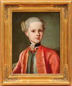Bildnis eines jungen Adeligen