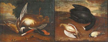 Hamilton, Philipp Ferdinand - in der