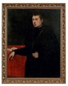 Tintoretto, Domenico (Attrib.) Bildnis