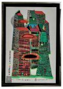 """Hundertwasser, Friedensreich """"Good"""