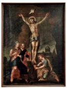 Kreuzigung Christi Süddeutschland, 18.