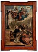 Die Verzückung des heiligen Dominikus