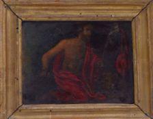 Der heilige Hieronymus als Büßer