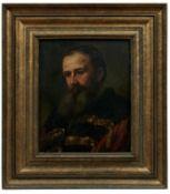 Bildnis eines bärtigen Herren in Prunkuniform