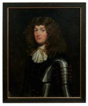 Portrait eines Edelmannes in Rüstung