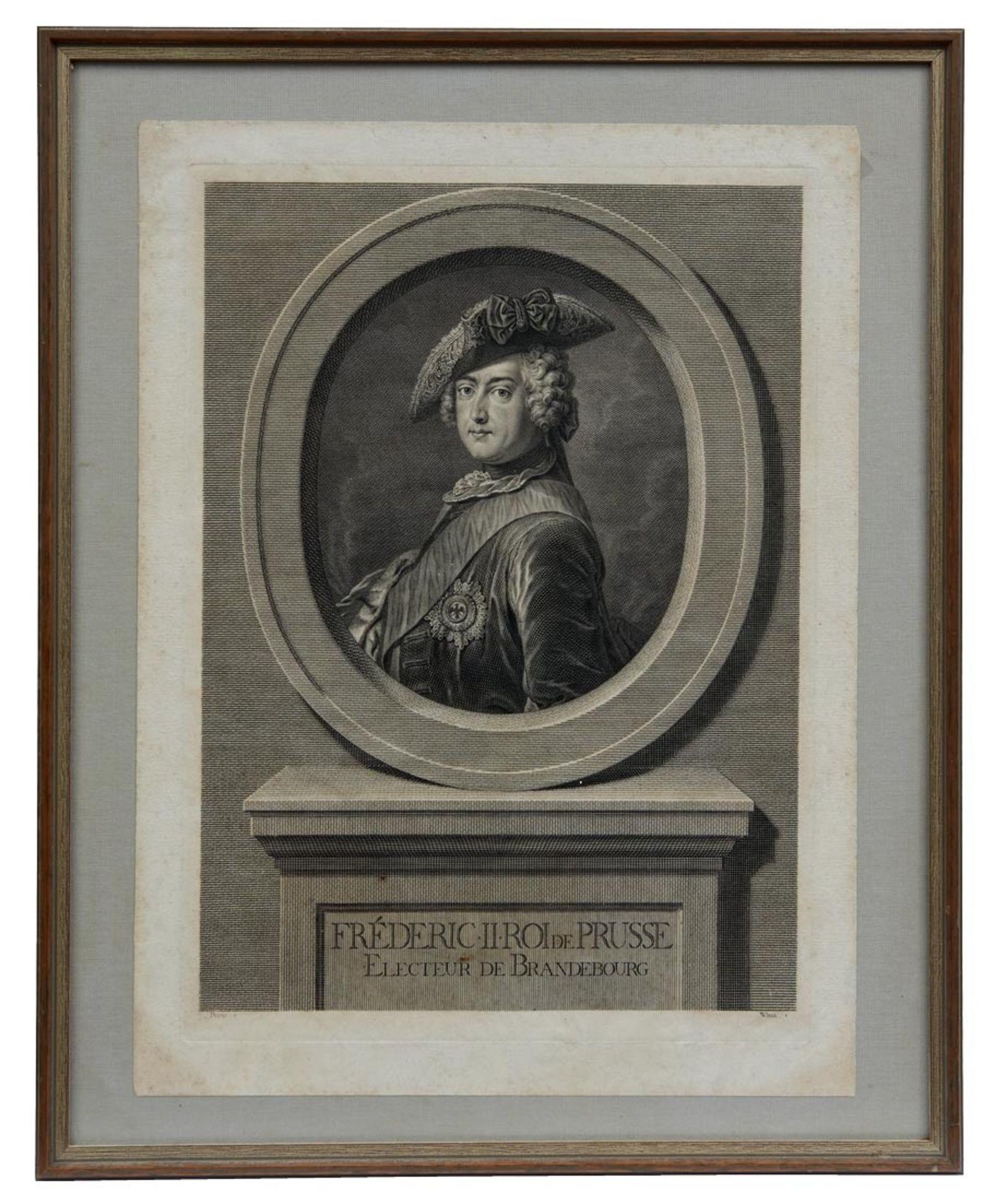 Wille, Johan Georg