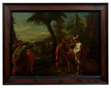 Joseph wird von seinen Brüdern als Sklave verkauft