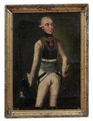 Bildnis eines Offiziers des preußischen Gensdarmes-Regiments