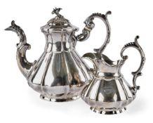 Teekanne und Sahnegießer Bern, Rehfuß