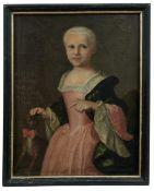 Bildnis der Charlotte Wilhelmine Johannette Catherine von Künßberg