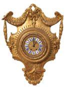 Große Louis-XVI-Wanduhr