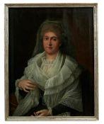 Bildnis der Sophie Albertine Gräfin von Beichlingen (1728-1807)