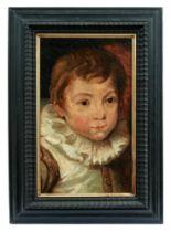 Bildnis eines jungen Knaben mit Halskrause