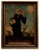 Der heilige Nikolaus von Tolentino