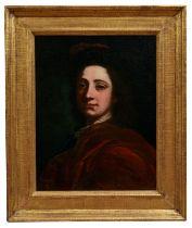 Bildnis eines jungen Mannes mit Kappe