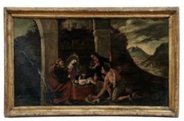 Anbetung des Jesuskindes durch die Hirten
