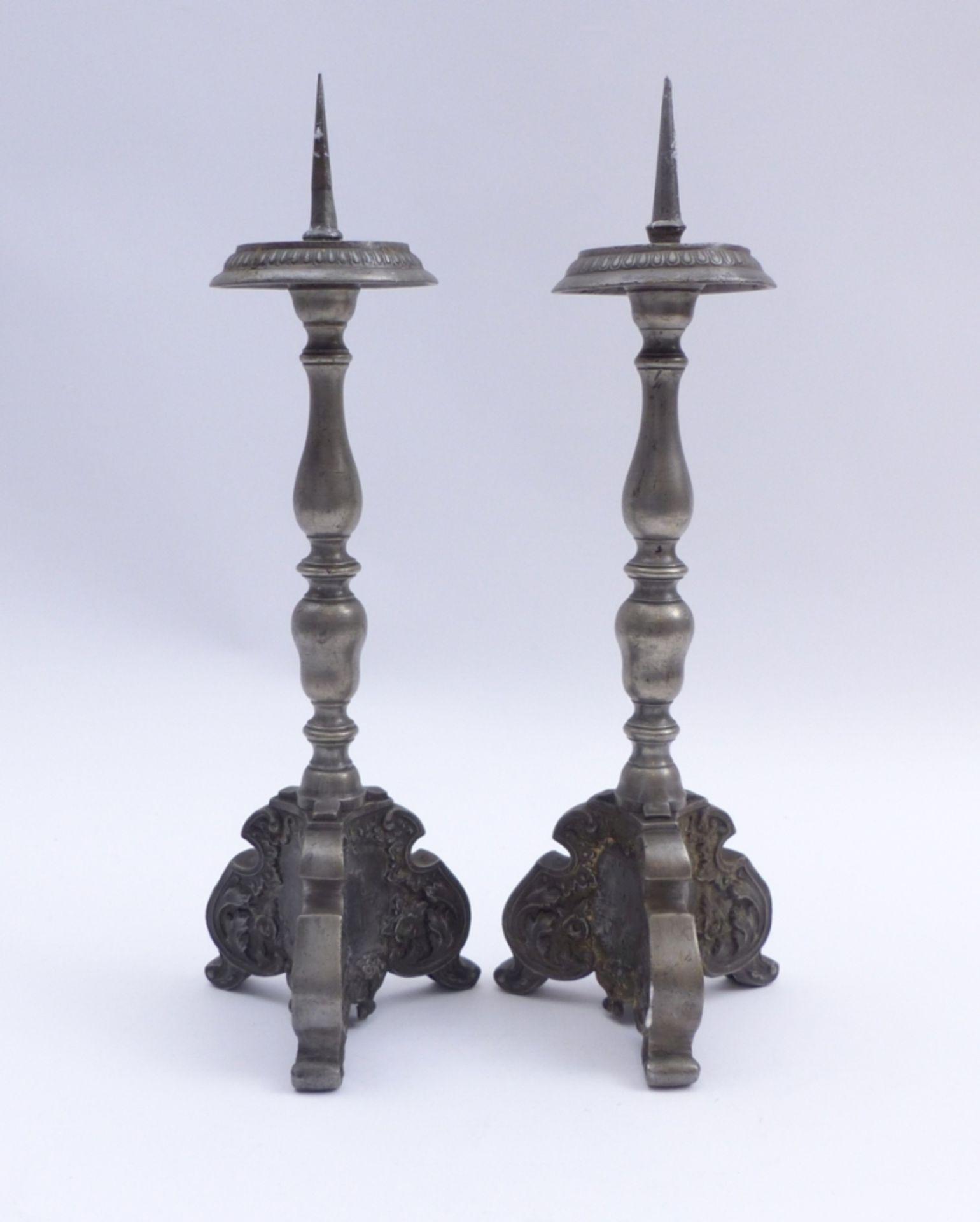 Kleines Altarleuchterpaar - Bild 2 aus 3