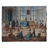 Salon am Habsburger Hof
