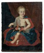 Barockes Kinderbildnis