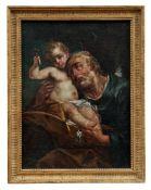 Der heilige Josef mit dem Jesusknaben