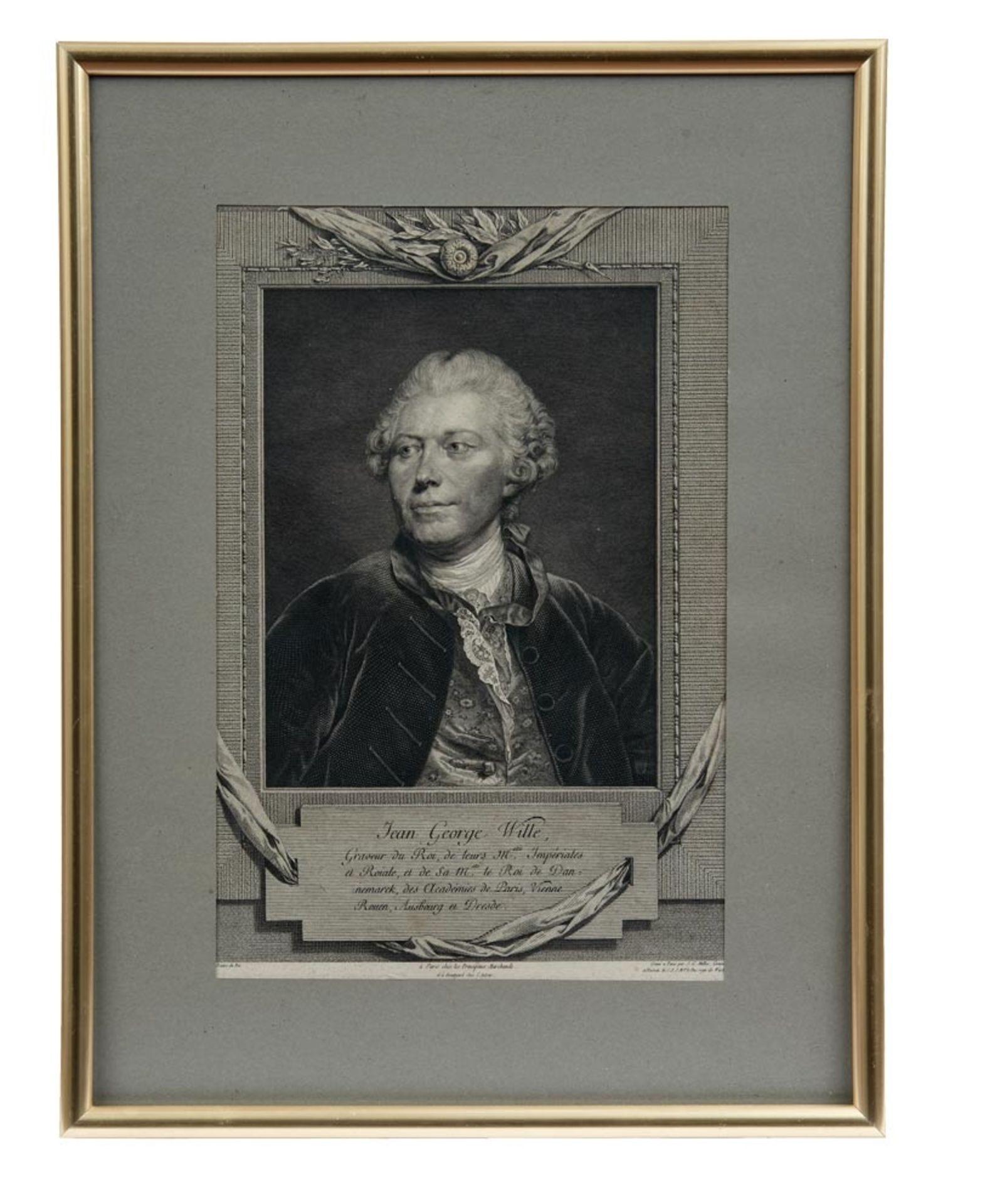 Müller, Johann Gotthard von