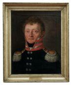 Bildnis des Obristlieutnants Carl von Brandt