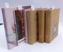 Konvolut von 6 Büchern zu erotischer Kunst