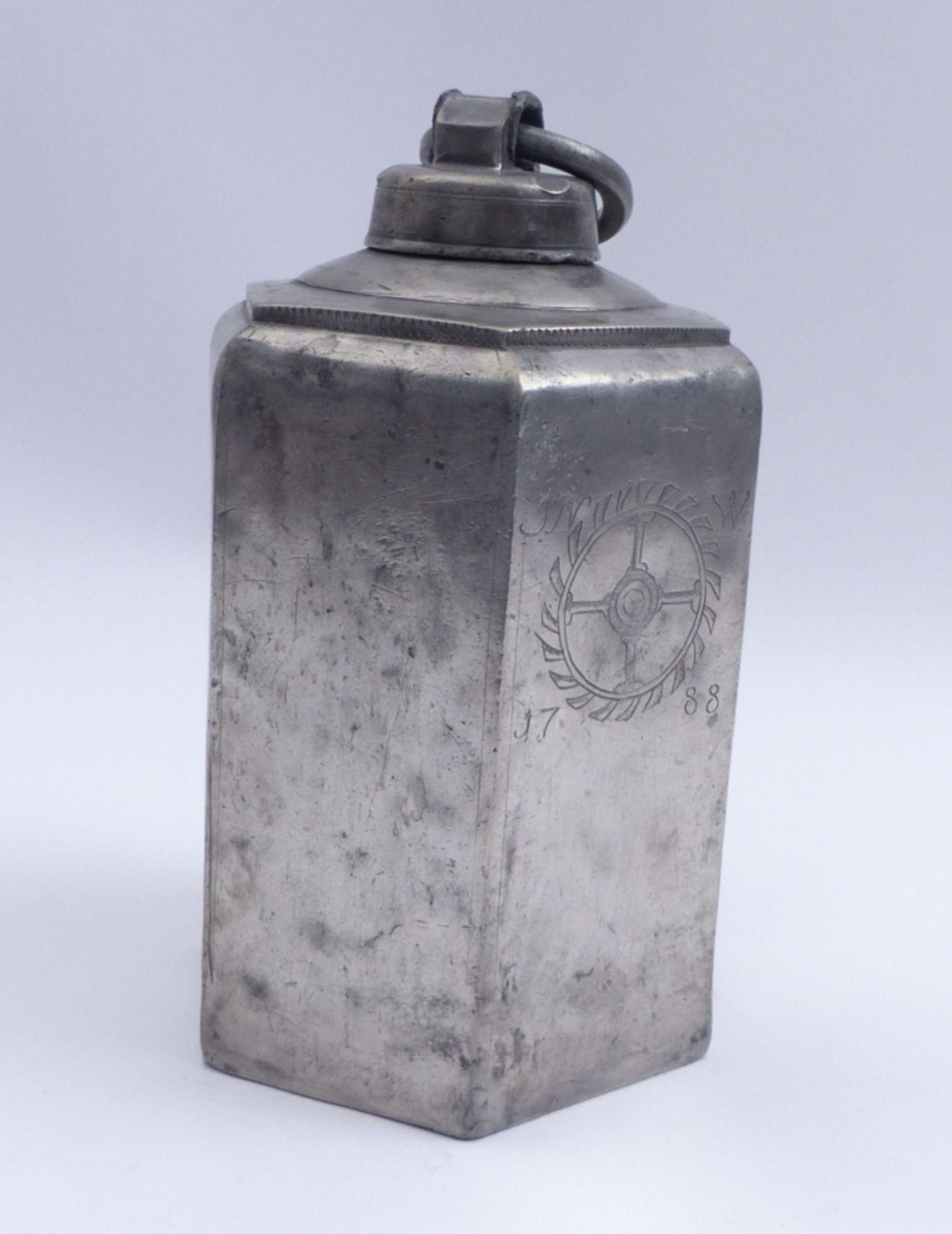 Große Schraubflasche - Bild 3 aus 4