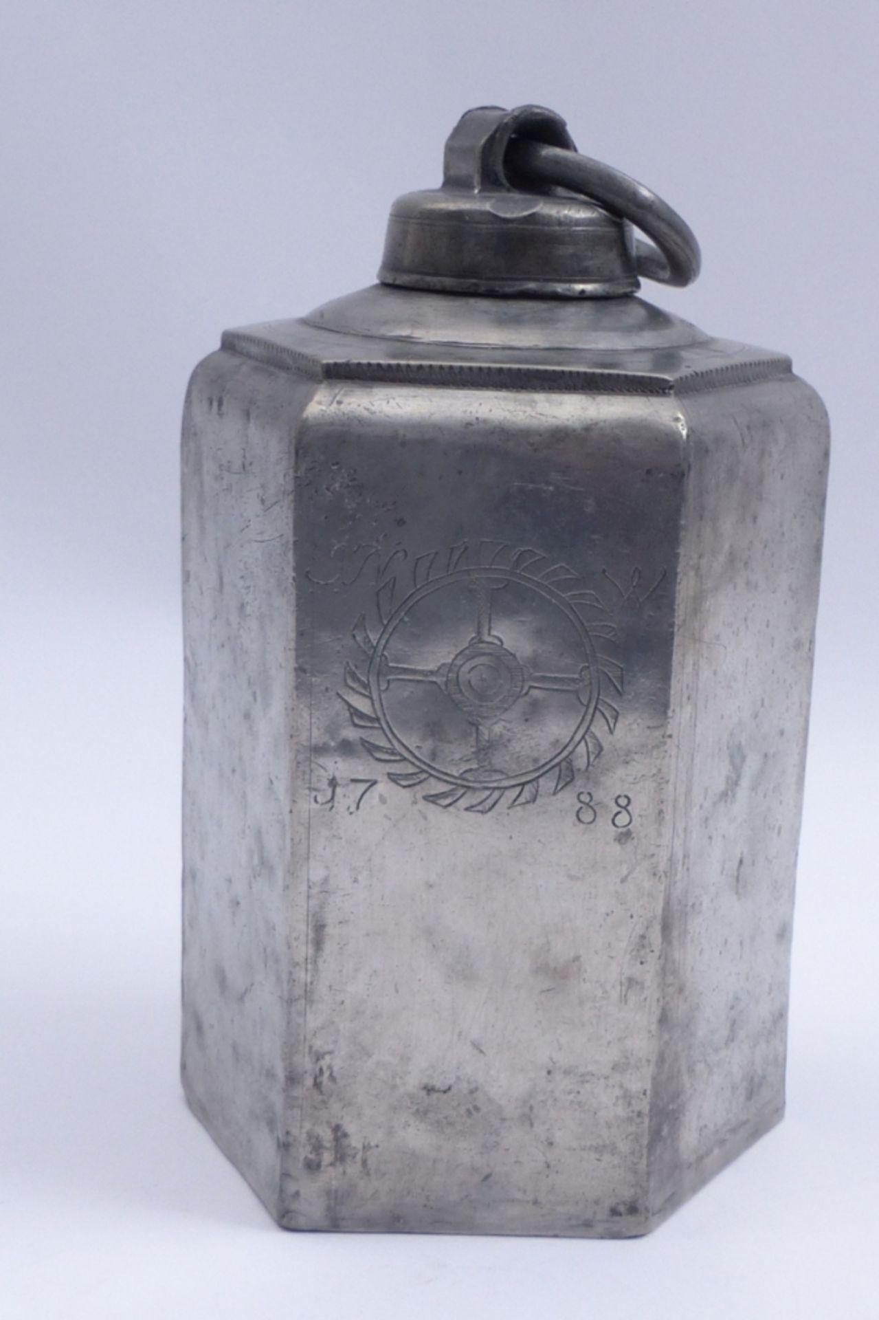 Große Schraubflasche - Bild 2 aus 4