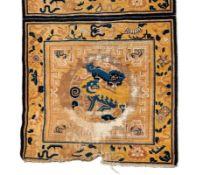 Tempel-Teppich, China, Ningxia, 19. Jh.