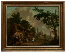 Ostade, Isaac van - Nachfolger des 18. Jh.