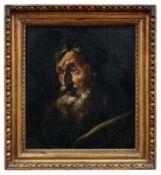 Bildnis eines alten bärtigen Mannes