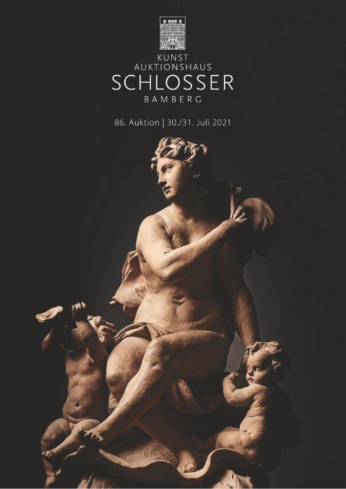 Sommerauktion A86 - Kunst & Antiquitäten