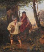 Henry Ritter, Nun trau' dich doch. 1838.