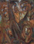 """Alfred Hanf """"Composition"""" (Akte – Badende ?). 1919."""