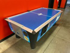 Dynamo Air Hockey Table, Takes Quarters