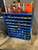 Tool Cabinet, Includes Misc. Bolts, Nuts, Washers & More