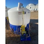 Angri-Inject Large Capacity Injection System, 600 Gal, Part# 889-34-612110-0, Serial# 04582107-12,