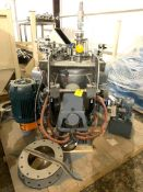 NEW Western States Machine Co. Centrifuge w/ MCC and Gate Valve, Model# Q-120, Serial# 714, 30 HP,