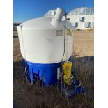 Angri-Inject Large Capacity Injection System, 600 Gal, Part# 889-34-612110-0, Serial# 04582107-5,