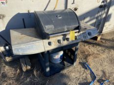 Gas BBQ Pit, Rigging/ Loading Fee: $10