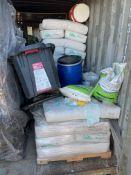 Celatom Diatomaceous Earth Functional Additive, Qty 2 Pallets, Rigging/ Loading Fee: $20