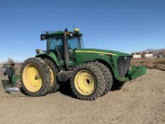 John Deere 8530 Tractor, Year 2008, 6,084.6 Hours