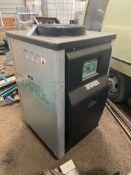 NEW Temptek Chiller, Model# CFD-5A, Serial# 166541, 230V, 3 Phase, 60 Hz, Year 2019, Rigging/