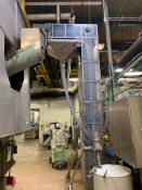 (Located in Burlington WI) Cleated Belt Z Conveyor