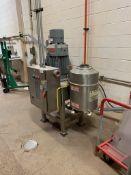 (Located in Burlington WI) Urschel Commitrol Mill Model 1700 S/N 3681